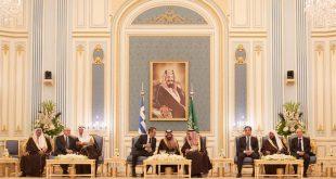 Γεωργιάδης και Θεοχάρης στη Σαουδική Αραβία τον Μάρτιο για επενδυτικά project