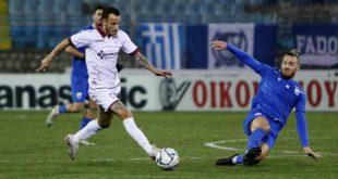 Super League 1: Όλα μηδέν στο Λαμία - ΑΕΛ