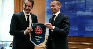 Πρόεδρος FIFA μετά το μνημόνιο για το ελληνικό ποδόσφαιρο: Γρήγορη δράση από όλους