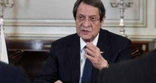 Αναστασιάδη στην Ευρωπαϊκή Επιτροπή για Κυπριακό και τις παράνομες ενέργειες της Τουρκίας