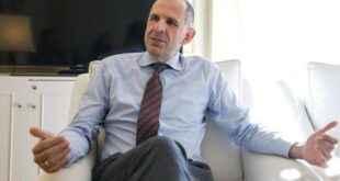 Στην Ελβετία για συνάντηση με στελέχη της UEFA ο Γιώργος Γεραπετρίτης