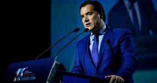 Γεωργιάδης: Ευτυχώς για τη χώρα, οι ιδέες της αριστεράς δεν έχουν πια πέραση