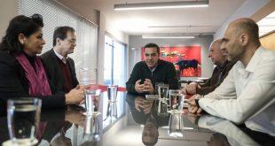 Τσίπρας για πνευματικά δικαιώματα: Να προχωρήσει η αδειοδότηση του ΕΔΕΜ