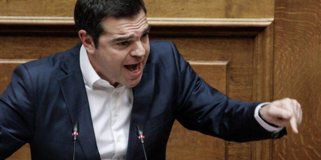 Τσίπρας στη Βουλή: Αυτά είναι τα 8 χειρουργικά χτυπήματα στην εργασία