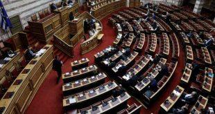 Ψηφίστηκε στη βουλή η αναδιάρθρωση της πολιτικής προστασίας