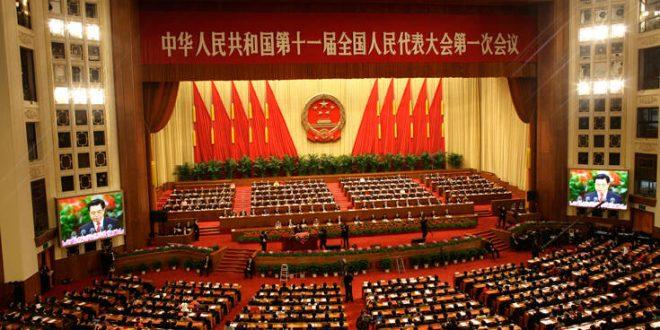 Αναβλήθηκε λόγω κορονοϊού η ετήσια σύνοδος του κινεζικού κοινοβουλίου