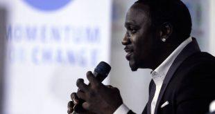 O ράπερ Akon αποκάλυψε τα μελλοντικά σχέδιά του για την «Akon City»