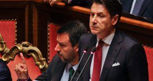 Ο κορονοϊός φέρνει και πολιτική κρίση στην Ιταλία – Ο Σαλβίνι ζητά την παραίτηση Κόντε