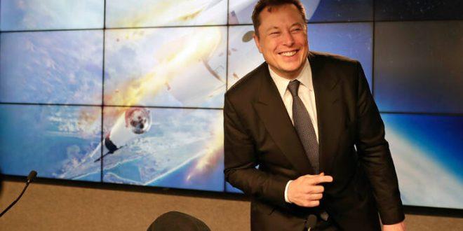 Elon Musk: Αυτό είναι το βιβλίο που τον ενέπνευσε για το SpaceX