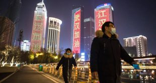 Πάνω από 1,2 εκατ. μάσκες στέλνει η Σλοβενία στην Κίνα