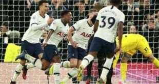 Premier League: Μεγάλη νίκη για την Τότεναμ κόντρα στη Μάντσεστερ Σίτι