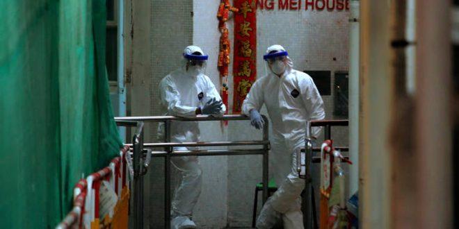 Κορονοϊός: Πλησιάζουν τους 1.900 οι νεκροί - Το Diamond Princess η κυριότερη εστία μόλυνσης εκτός Κίνας