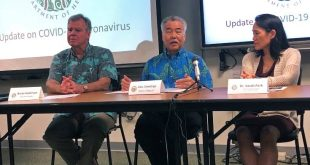 Συναγερμός στη Χαβάη για Ιάπωνα που βρέθηκε θετικός στον κορονοϊό
