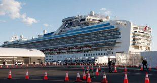 Κορονοϊός: Άλλα 88 κρούσματα στο κρουαζιερόπλοιο Diamond Princess
