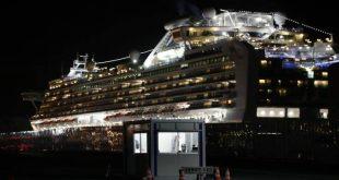 Κορονοϊός: Υπέκυψαν δύο επιβάτες του Diamond Princess