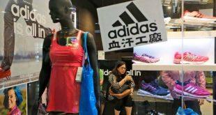Βουτιά 85% για τις πωλήσεις της Adidas στην Κίνα λόγω κορονοϊού