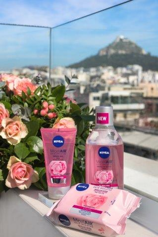 Nivea MicellAIR Rose Water 2