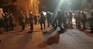 Έφτασαν στη Μυτιλήνη τα ΜΑΤ από την Αθήνα