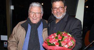 Γιώργος Παρτσαλάκης: Ο συγκινητικός αποχαιρετισμός στον Κώστα Βουτσά