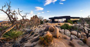 Το μαύρο σπίτι της ερήμου