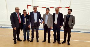 Αυγενάκης: Ξεκινήσαμε για τη μεγάλη πρόκληση του επόμενου καλοκαιριού
