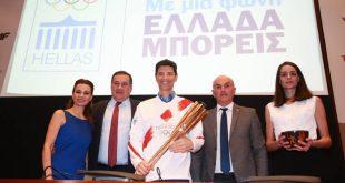 Η παρουσίαση των Τελετών Αφής και Παράδοσης της Ολυμπιακής Φλόγας και της Λαμπαδηδρομίας