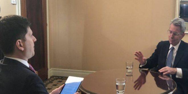Τζέφρι Πάιατ: Όλα τα ελληνικά νησιά έχουν υφαλοκρηπίδα
