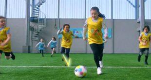 UEFA και Disney ενθαρρύνουν τα κορίτσια να παίζουν ποδόσφαιρο