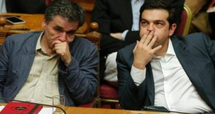 Διάσταση απόψεων Τσίπρα - Τσακαλώτου για την προσθήκη στο όνομα του ΣΥΡΙΖΑ