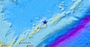 Ισχυρός σεισμός στις Κουρίλες Νήσους