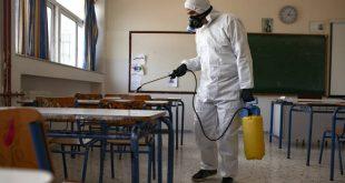 Κορονοιός: 21 νέα κρούσματα στην Ελλάδα, 66 συνολικά περιστατικά