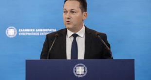 Στέλιος Πέτσας: «Κρατάμε μικρό καλάθι στις εξαγγελίες της Τουρκίας»