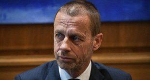 H UEFA ζητά 300 εκατ. ευρώ από τις Λίγκες για να αναβάλει το Euro 2020 λόγω κορονοϊού