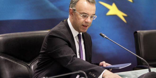 Σταϊκούρας: Με τα δεδομένα που έχουμε δεν τίθεται ζήτημα μείωσης των αποδοχών στο Δημόσιο