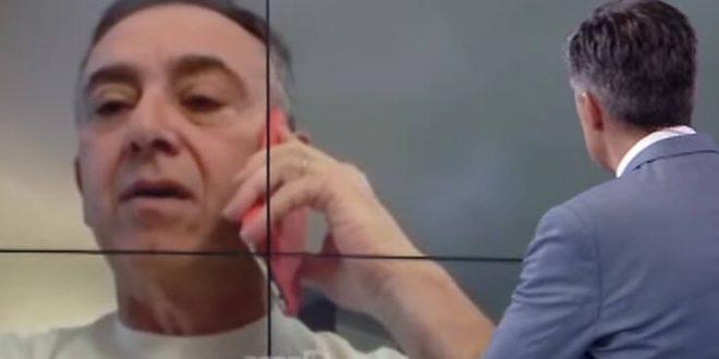 Ο βουλευτής Χρήστος Κέλλας περιγράφει συγκινημένος τη μάχη του με τον κορονοϊό