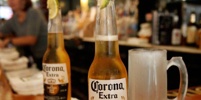 Μπύρα Corona: Ζημιές 154 εκατομμυρίων ευρώ λόγω... κορονοϊού