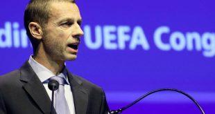 Πρόεδρος UEFA: Υπάρχει ο κίνδυνος να χαθεί οριστικά η σεζόν