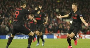 Champions League: Η Ατλέτικο Μαδρίτης απέκλεισε την Λίβερπουλ