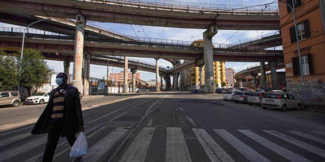Ακόμη μία ημέρα δράματος στην Ιταλία: 812 σήμερα οι νεκροί από τον κορονοϊό