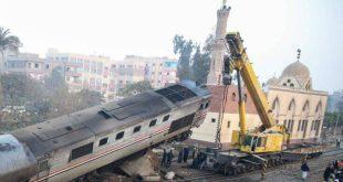 Σύγκρουση τρένων στο Κάιρο, 13 επιβάτες τραυματίες