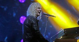 Θετικός στον κορονοϊό ο Ντέιβιντ Μπράιαν των Bon Jovi
