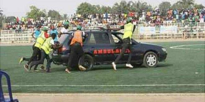 Σοκ στη Νιγηρία με τον θάνατο ποδοσφαιριστή