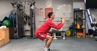 Η ΚΑΕ Ολυμπιακός μας προτείνει ασκήσεις που μπορούμε να κάνουμε στο σπίτι λόγω κορονοϊού