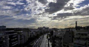 Συννεφιασμένος ο καιρός τη Δευτέρα - Δείτε που θα βρέξει
