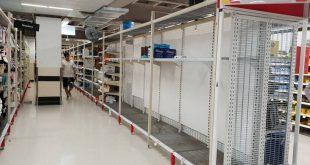 Ο κορονοϊός προκάλεσε πανικό στα σούπερ μάρκετ της Αυστραλίας