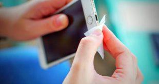 Μπορείς να καθαρίσεις το κινητό με απολυμαντικά προϊόντα;