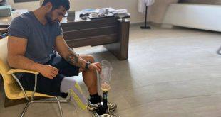 Ετεοκλής Παύλου: Άντεξα 1 χρόνο μέσα στο νοσοκομείο, μπορείς να αντέξεις 15 ημέρες στο σπίτι σου