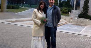 Γάμος στα χρόνια του κορονοϊού, χωρίς καλεσμένους αλλά με πολλή αγάπη
