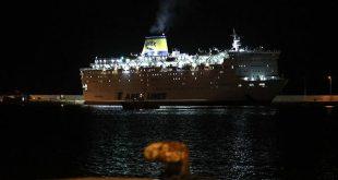 """«Στο πλοίο """"Ελ.Βενιζέλος"""" εφαρμόζονται όλα τα ευρωπαϊκά πρωτόκολλα αντιμετώπισης λοιμωδών νόσων»"""