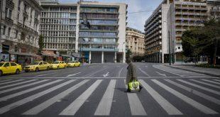 Η θέση της Ελλάδας στον «παγκόσμιο χάρτη» του κορονοϊού